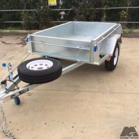 Centerfold Trailers
