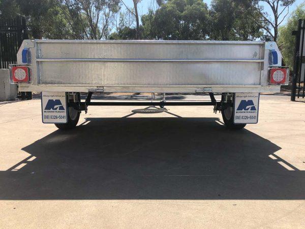 6x4 galvanised trailer