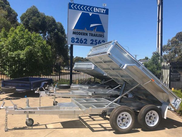 Hydraulic Tipper Trailer
