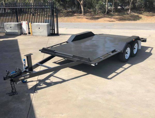 Beavertail Car Carrier