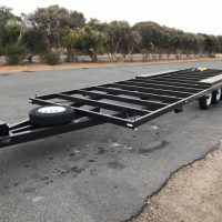 Rolling Chassis Trailers