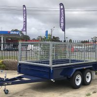Cage Trailers