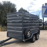 Cattle Crate Trailers